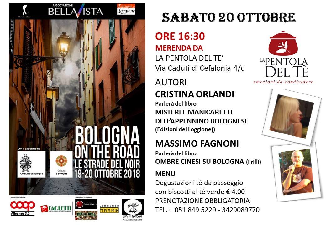 Bologna on the road
